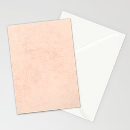 Sparkling blurry dots  no. 1 Stationery Cards
