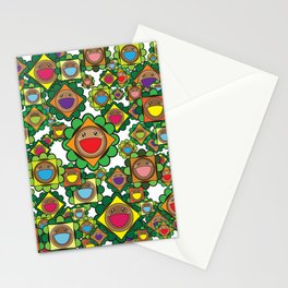 Burgers Everywhere Stationery Cards