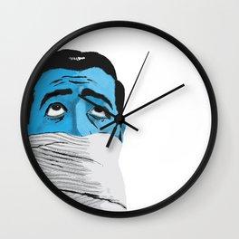 8m Wall Clock