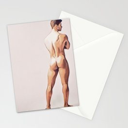 Hombre Stationery Cards