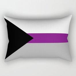 Demi Pride Rectangular Pillow