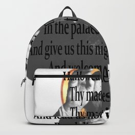 Rasputin's Prayer Backpack
