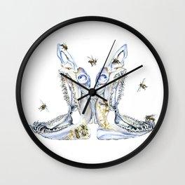Insurus Oxyrinchus + the Visitors Wall Clock