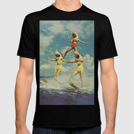 On Evil Beach - Shark Attack T-shirt