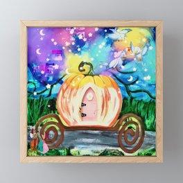 autumn Dreams Framed Mini Art Print