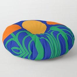 June Bloom Floor Pillow
