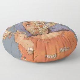 High On Life Floor Pillow