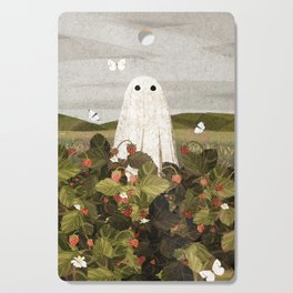 Strawberry Fields Cutting Board