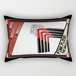 The Wall Propaganda Rectangular Pillow