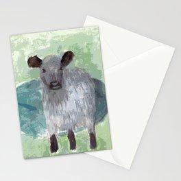 Three Legged Cow Stationery Cards