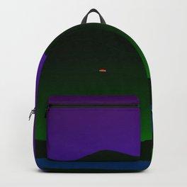 Landscape night Backpack