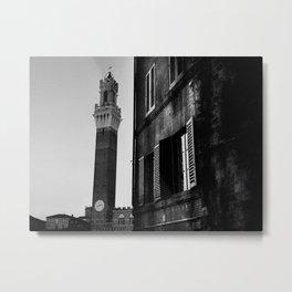 Siena - Tuscany - Italy Metal Print