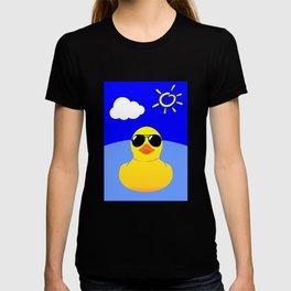 Cool Rubber Duck Yellow T-shirt
