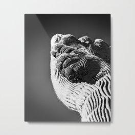 """Cristate Saguaro 7b"" by Murray Bolesta! Metal Print"