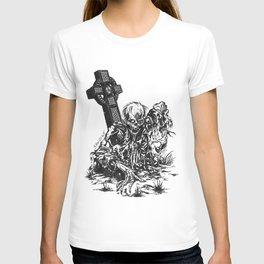 Chronicle Circle T-shirt