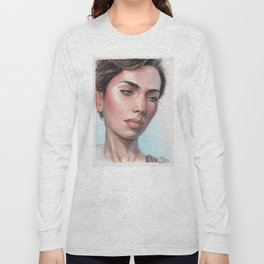 Venice Waitress Long Sleeve T-shirt