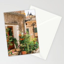 Urban Jungle in Valldemossa, Mallorca Stationery Cards
