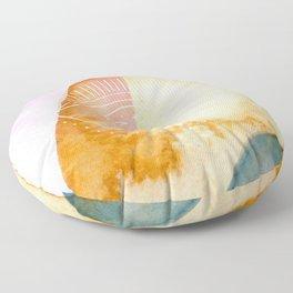 Boho Evil Eye Floor Pillow