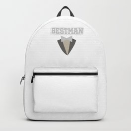 Marriage Bachelor Party Stag Night Bridegroom Groom Bachelor Gift Best Man Backpack