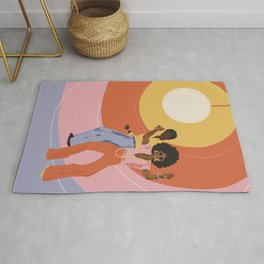 Party Like It's 1979 Rug