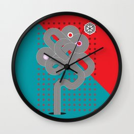Identity Road Wall Clock