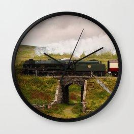 46100 Royal Scot Wall Clock