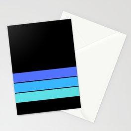 06DA17 | Line Pattern | Digital Art | Artist Amiee Stationery Cards
