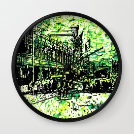 OLD NEW YORK - 11 Wall Clock