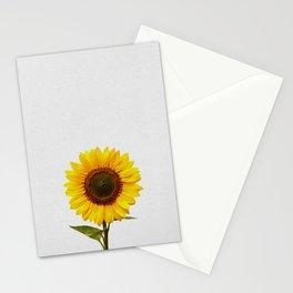 Sunflower Still Life Stationery Cards