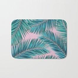 palm tree Badematte