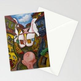Spring City Stationery Cards
