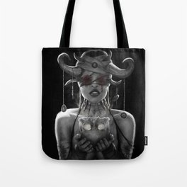 Prisoner of Sight Tote Bag