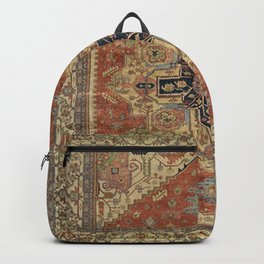 SYMETRIC PERSIAN VINTAGE PATTERN Backpack