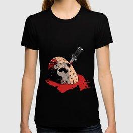 Jason Voorhees mask T-shirt