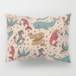 Seas the Day Pillow Sham