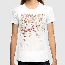 Vines Watercolor T-shirt