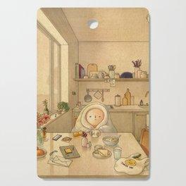 Afternoon Tea Cutting Board