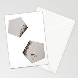 Pentagons of May 2 Stationery Cards