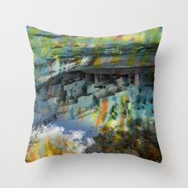 BUFFALO FACTORY  Mesa Verde Throw Pillow