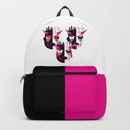 Three Wise Monkeys (Weird) Backpack