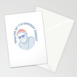 TEAM ZISSOU Klaus Daimler Stationery Cards