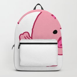 My Patronus Is A Blobfish Backpack