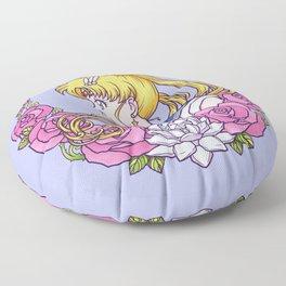 Pretty Guardian Floor Pillow