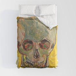 Skull by Vincent van Gogh, 1887 Comforters