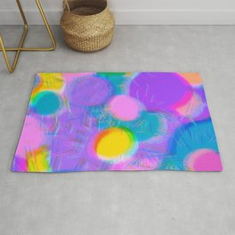 Balloon Party Rug