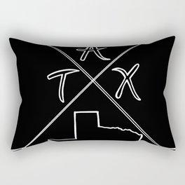 ATX negative Rectangular Pillow