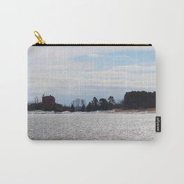 House Across the Water Carry-All Pouch