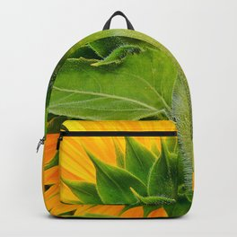 Sunflower's other side Backpack