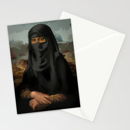 Niqab - Monnalisa Stationery Cards
