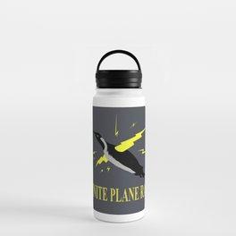 Infinite Plane Radio Water Bottle